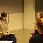 Of Learning Lines and an Abundance of Laughter: First Rehearsal