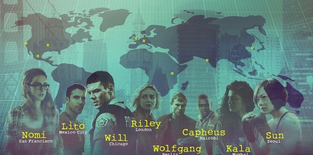 What I've Been Watching: Sense8